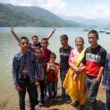 New Year Celebrations of Annapurna Children Home