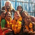 Tihar festival at our Annapurna Self sustaining Children's Home November 2018