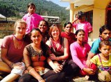 Building Better Futures - Hands with Hands - Nepal 2015