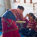 Dashain Fest in Bhaktapur
