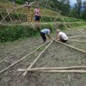 Setting up student housing hostel in conjuction with TEAM Nepal and Talamarang upper secondary school